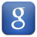 Google Search Blue