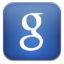 Google Search Blue icon