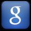 Google Search Blue icon