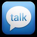 Google Talk Blue