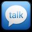 Google Talk Blue icon