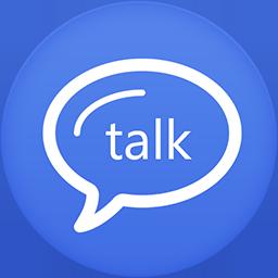Google Talk flat circle