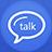 Google Talk flat circle-48