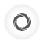 Googlecurrents white round icon