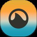 Grooveshark Flat Mobile