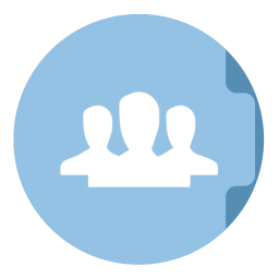 Group Folder Circle