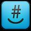 Groupme Dark icon