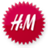 H and M logo icon