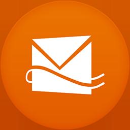 Hotmail flat circle
