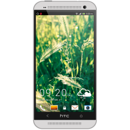 HTC One White