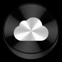 Icloud Black Drive Circle-128
