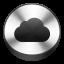 Icloud Drive Circle icon