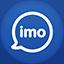 Imo flat circle icon