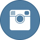 Instagram Round With Border-128