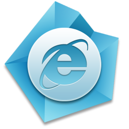 Internet Explorer Dock