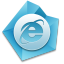Internet Explorer Dock icon