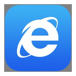 Internet Explorer Ios7 Icon Download Ios 7 Style Browser Icons Iconspedia
