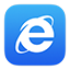 Internet Explorer iOS7 icon