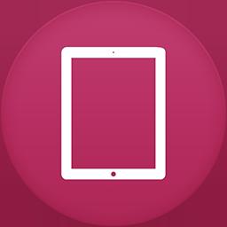 Ipad Flat Circle Icon Download Circle Icons Iconspedia