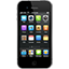 iPhone 4 black icon