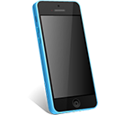 iPhone 5C Blue-128