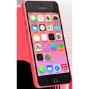 iPhone 5C Pink-128