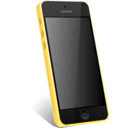 iPhone 5C Yellow-256