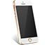 iPhone 5S Gold Icon