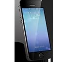 iPhone 5S lock screen-128