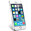 iPhone 5S white Icon