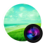 Iphoto Circle icon