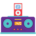 iPod Docking flat-128