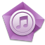 iTunes Dock Icon