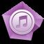 iTunes Dock icon