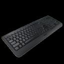 Keyboard Dell USB Entry-128