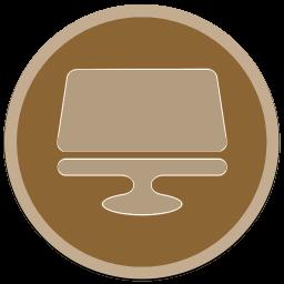 Keynote Icon Download Ios7ish Style Icons Iconspedia