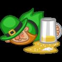 Leprechaun Drunk-128