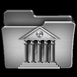 Library For Mac Steel Folder