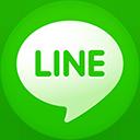 Line flat circle-128