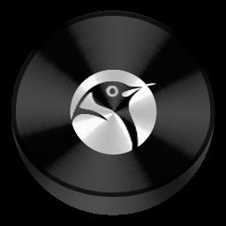 Linux Black Drive Circle